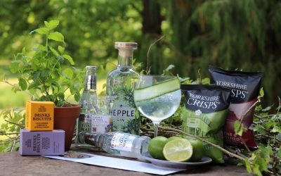 Gin Box: The Hepple Edition