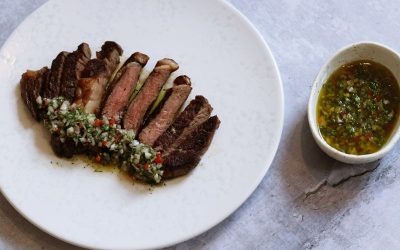 South American Chimichurri Sauce